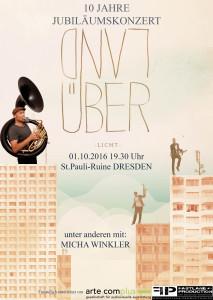 01 Plakat Micha Winkler mit Schriftzügen