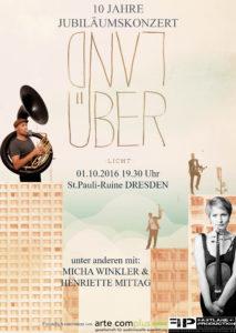 02 Plakat Micha Jette mit Schriftzügen